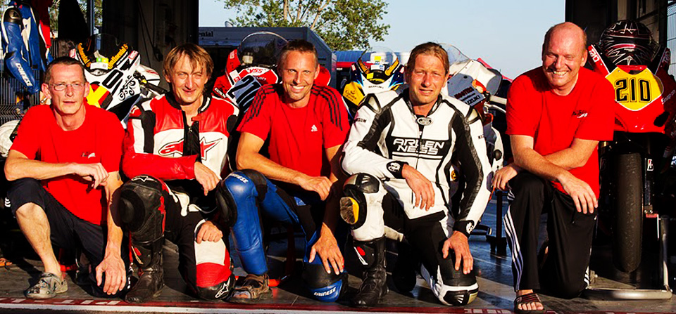 Platz 3 und 7 für Rasi-Racing beim Saisonfinale am Slovakiaring